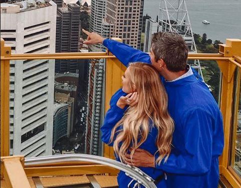 Lauren and Arie Luyendyk Bachelor Instagram