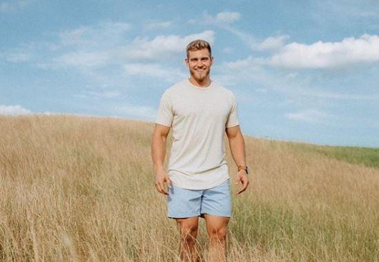 Luke P Instagram The Bachelorette
