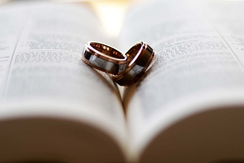Married at First Sight Wedding Rings from Pixabay