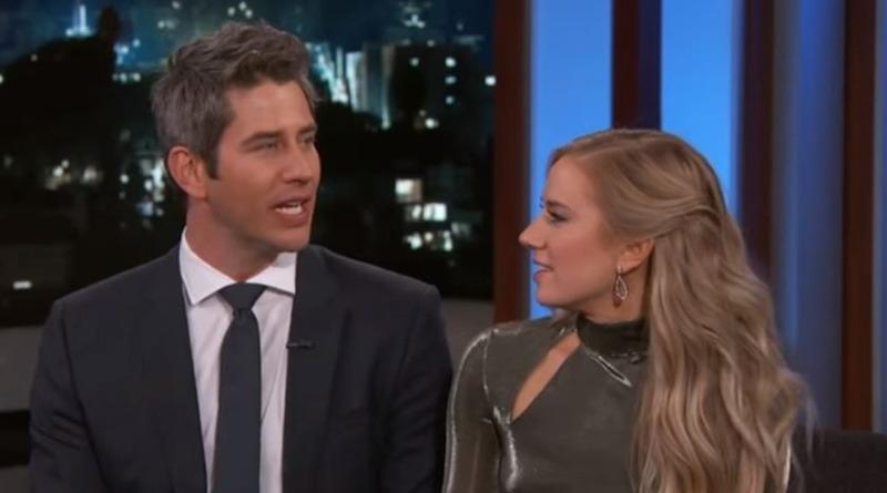 The Bachelor: Arie Luyendyk and Lauren