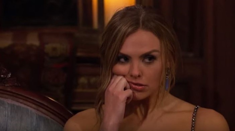 The Bachelorette: Hannah B
