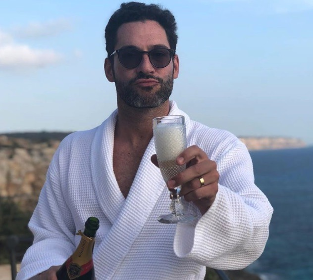 Tom Ellis, Lucifer Morningstar, Lucifer-https://www.instagram.com/p/ByimrcwJNOP/