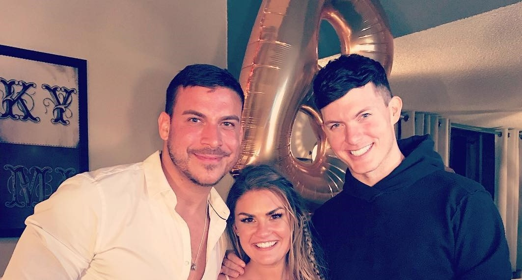 Vanderpump Rules Jax Taylor Brittany Cartwright Instagram
