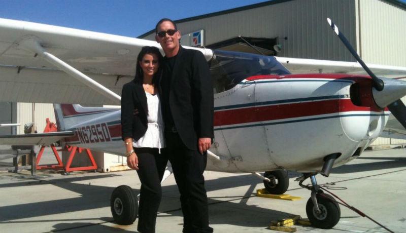 'Bachelor' Creator Mike Fleiss and wife Laura Kaeppeler Fleiss Via Twitter