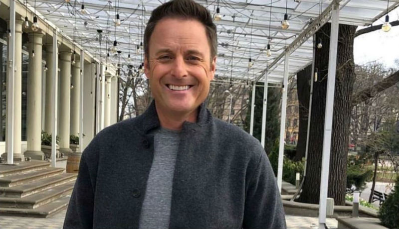 'Bachelor in Paradise' Host Chris Harrison Via Instagram