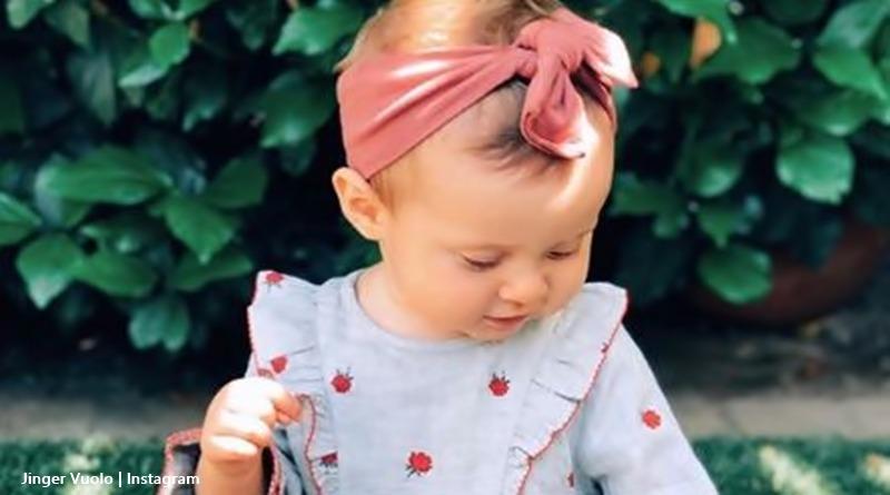 Jinger Vuolo baby Felicity