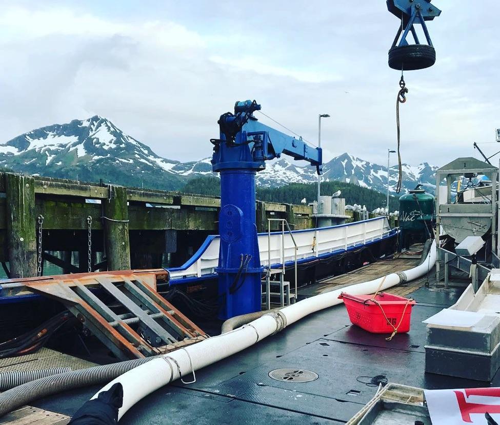 Deadliest Catch Boat-https://www.instagram.com/p/BkdsejPncqP/