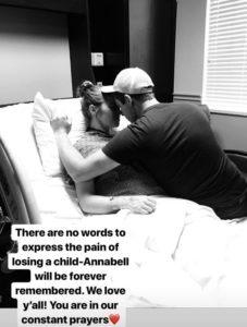 Josiah and Lauren Duggar Instagram stories