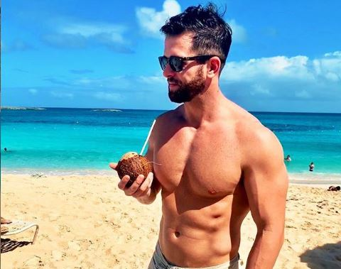 Jed Wyatt Instagram The Bachelorette