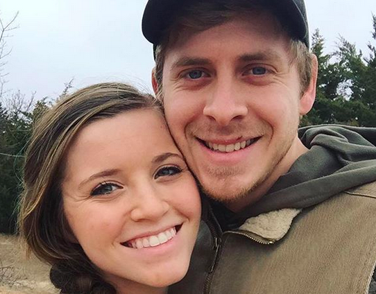 Joy Anna Duggar and Austin Forsyth Instagram