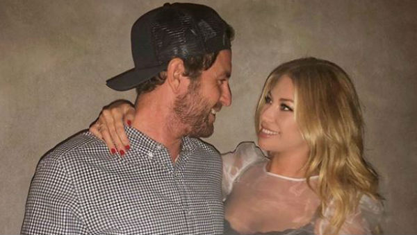 Stassi Schroeder with boyfriend Instagram