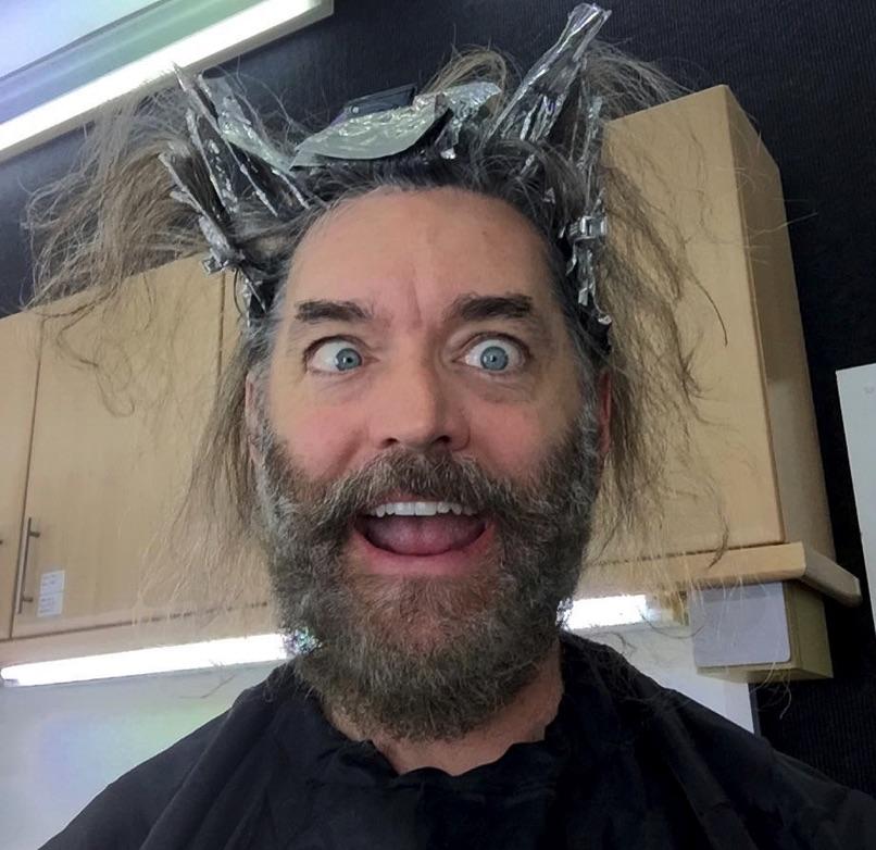 Timothy Omundson, God Johnson, Lucifer, Psych-https://www.instagram.com/p/BzzImj_HkgP/