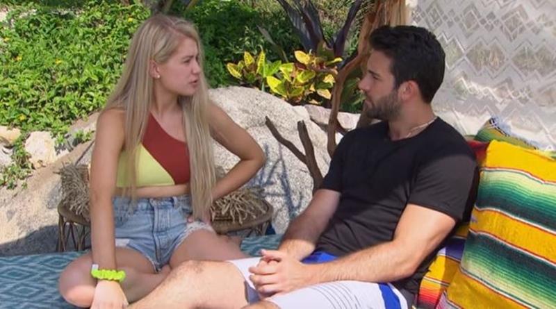 Bachelor in Paradise Demi Burnett and Derek Peth