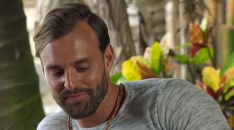 Bachelor in Paradise Robby Hayes