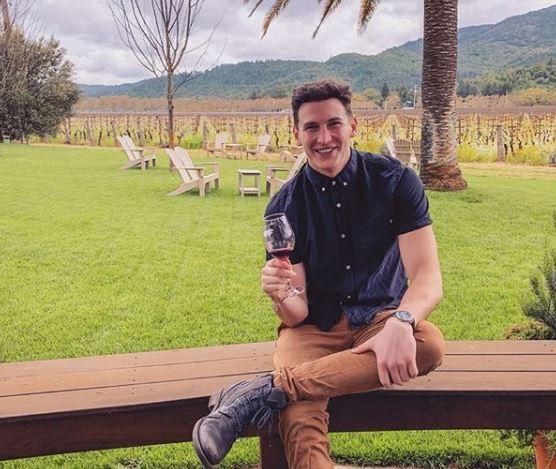 Blake Horstmann Instagram Bachelor in Paradise