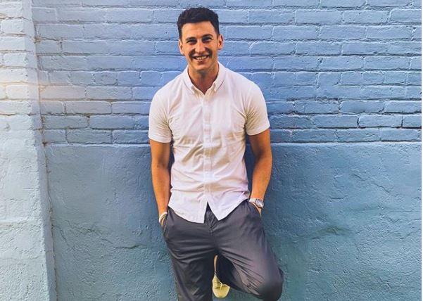 Blake Horsttman Instagram