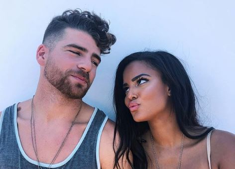 Love Island USA Kyra and Cash