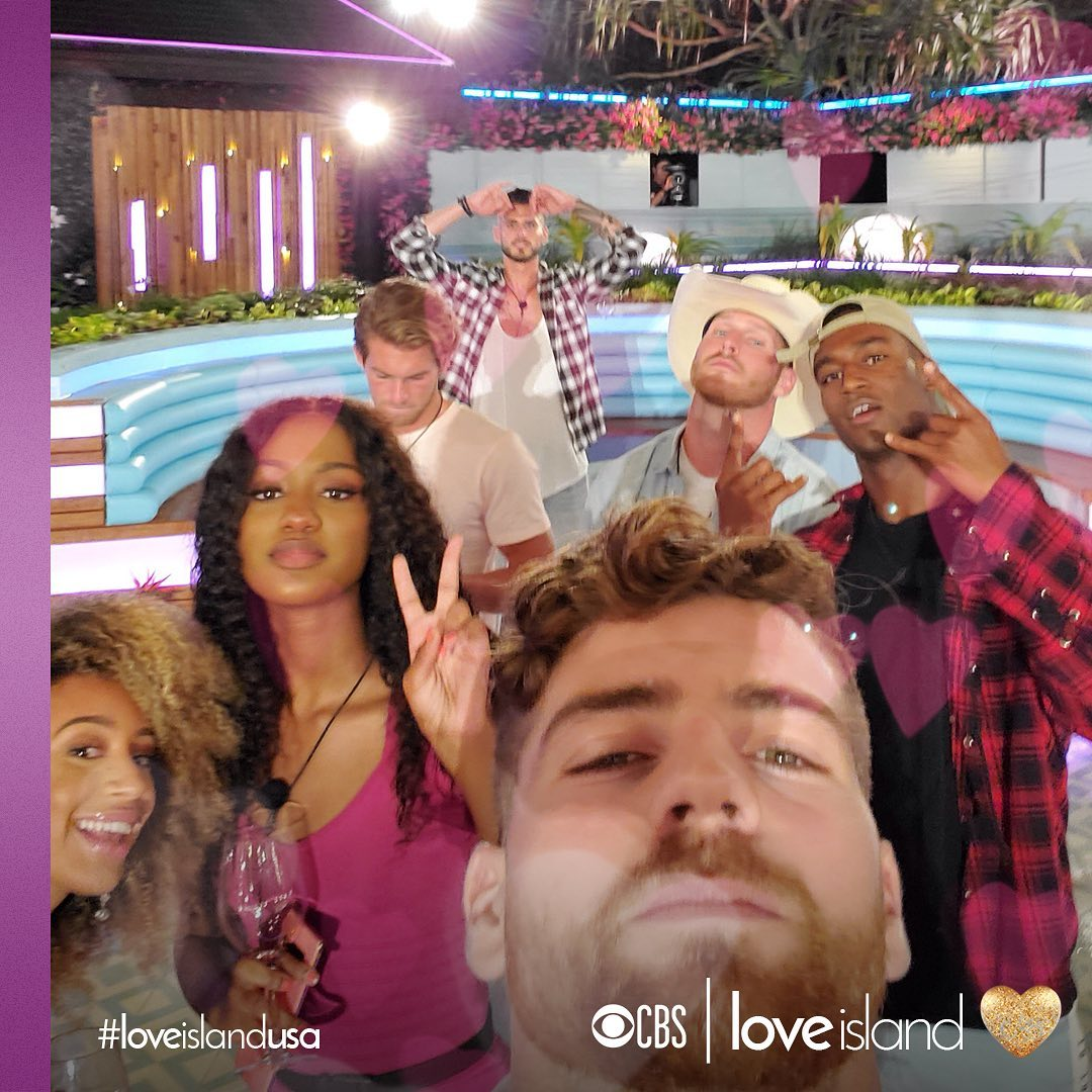 Here's What 'Love Island' Contestants Enjoyed For