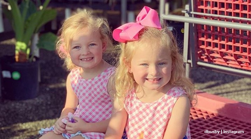 OutDaughtered Danielle Busby Twins