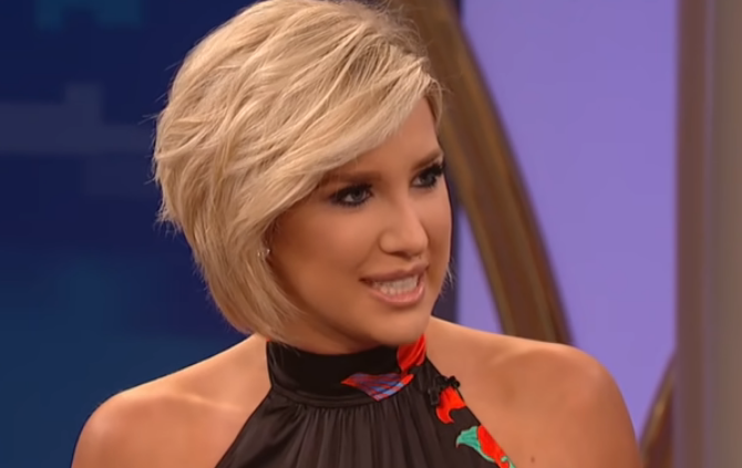 Savannah Chrisley, Youtube