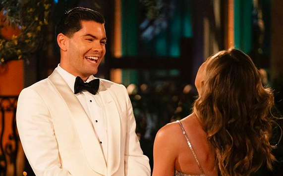 Dylan Barbour of 'Bachelor in Paradise' Instagram