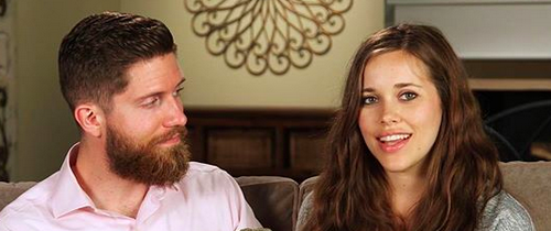 Jessa Duggar Seewald Instagram of 'Counting On'