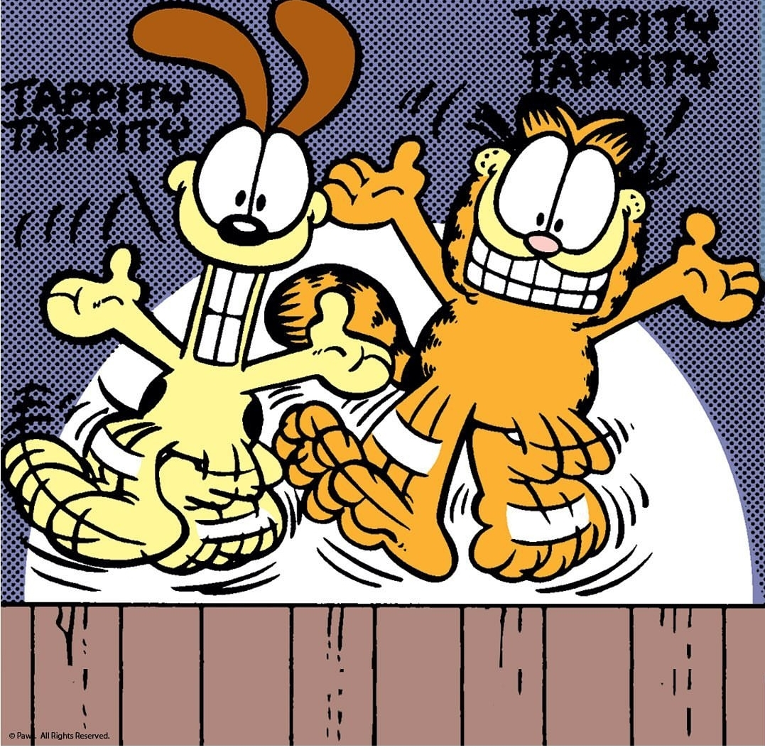 Garfield Returning To Television Tv Shows Ace