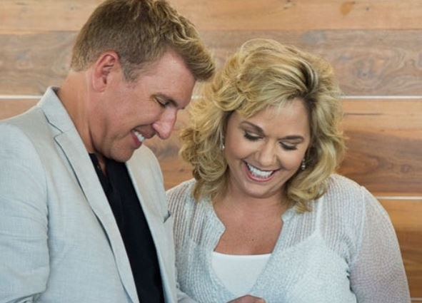 Julie and Todd Chrisley Instagram