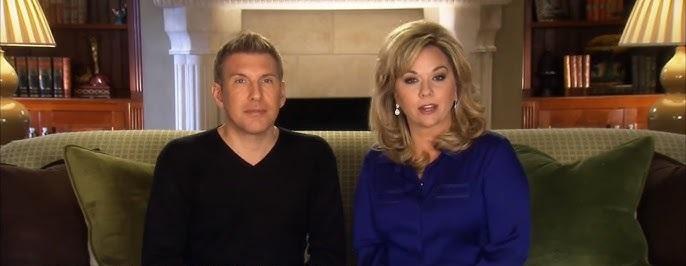 Todd and Julie Chrisley YouTube screengrab