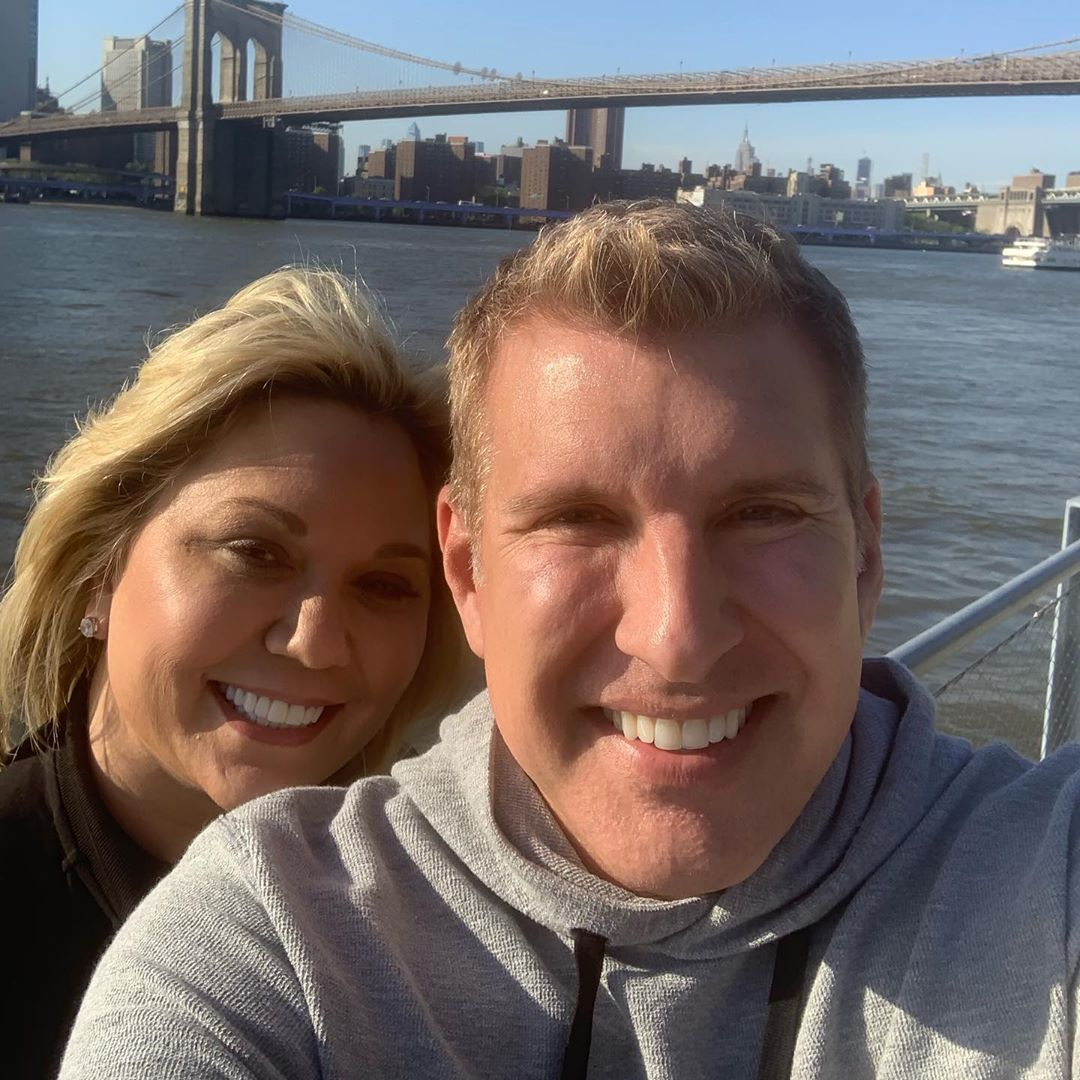 Todd Chrisley, Selfie Official Instagram