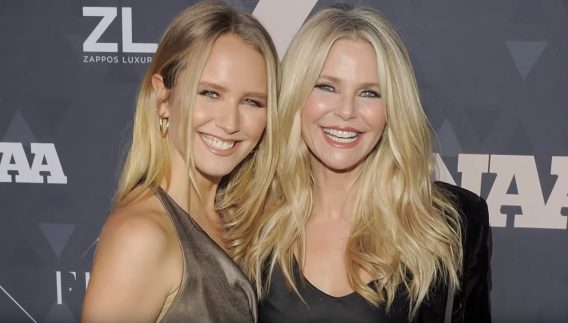 Christie Brinkley and Sailor Brinkley-Cook, YouTube