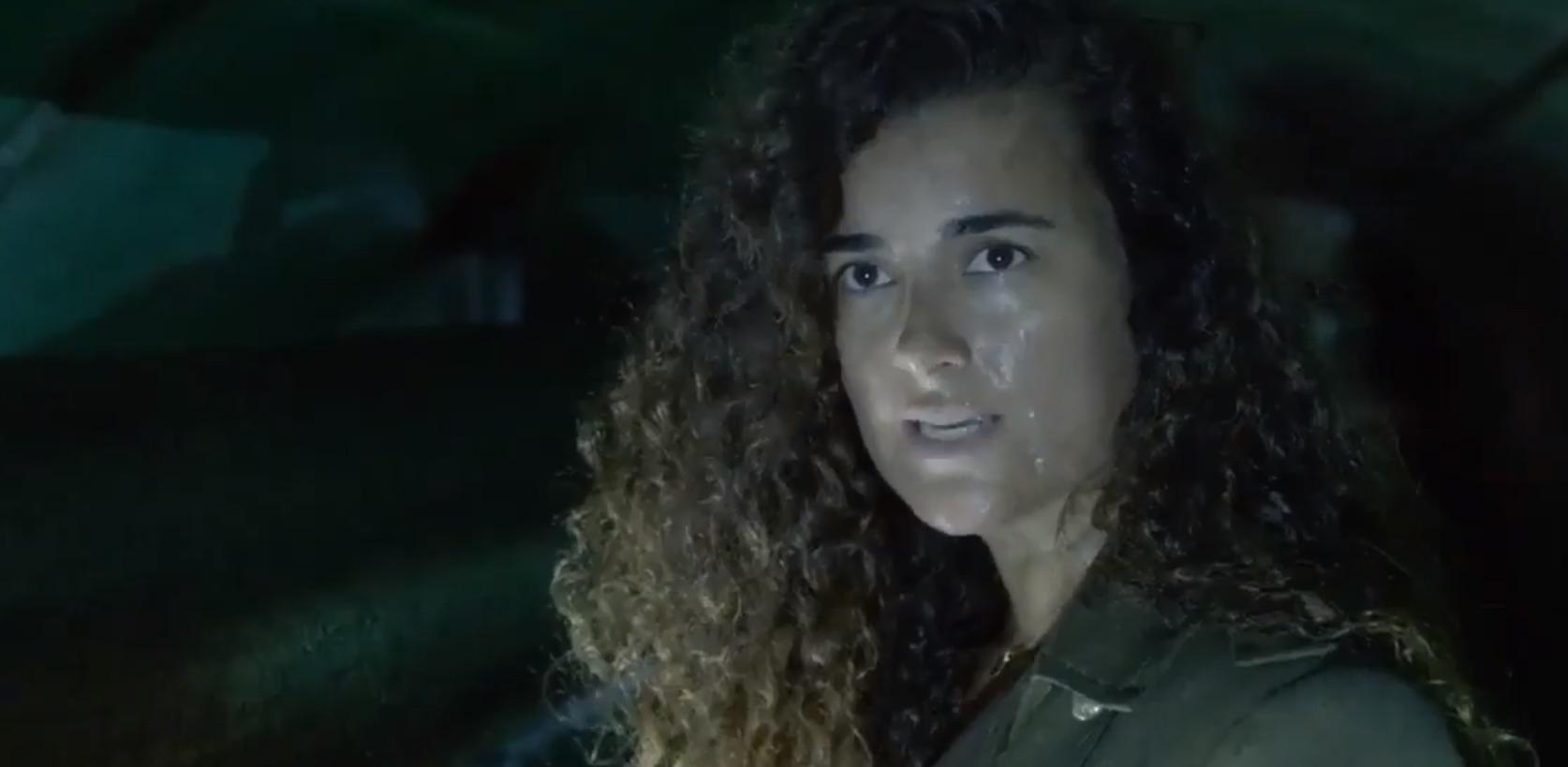 Cote de Pablo, Ziva David, NCIS-https://www.youtube.com/watch?v=6h1LeEtYAW8