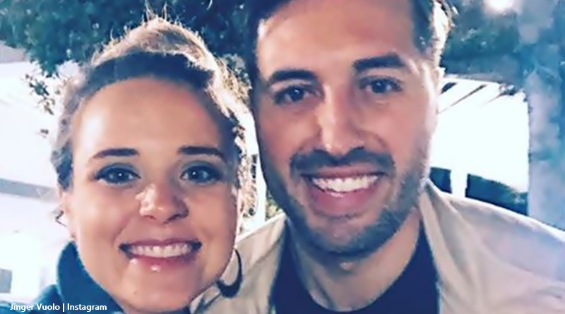 Counting On Jinger Vuolo and Jeremy