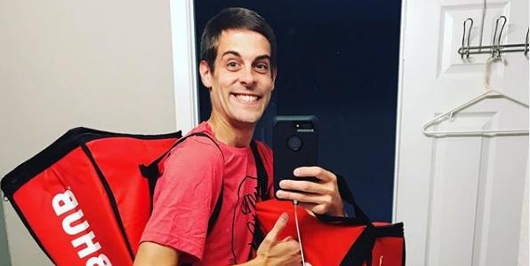 Derrick Dillard, Instagram