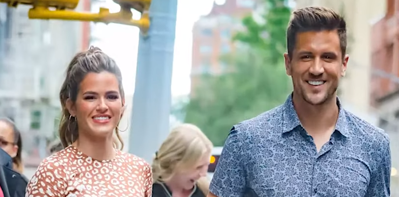 Jordan Rodges and JoJo Fletcher, YouTube