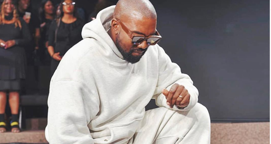 Kanye West, Instagram