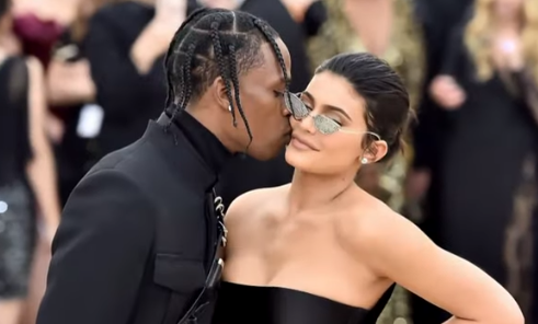 Kylie Jenner and Travis Scott, YouTube