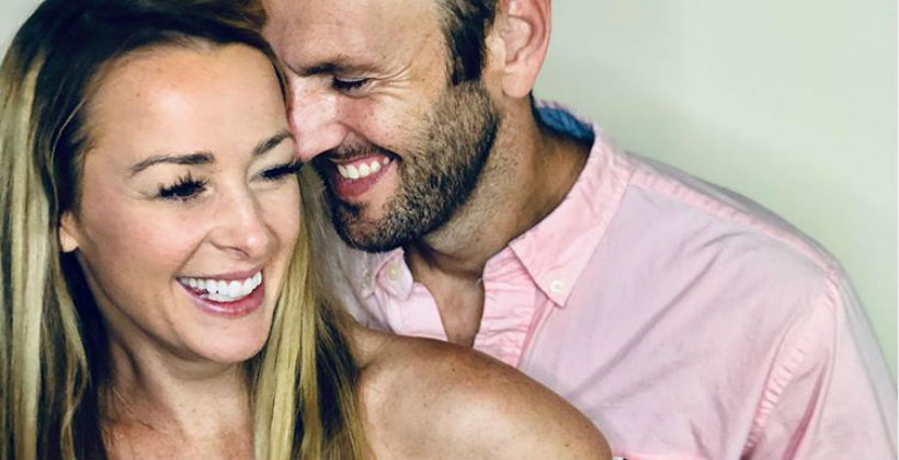 'Married At First Sight' Couple Jamie Otis and Doug Hehner via Instagram