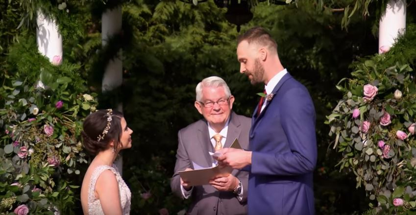 Matt and Amber Married at First Sight