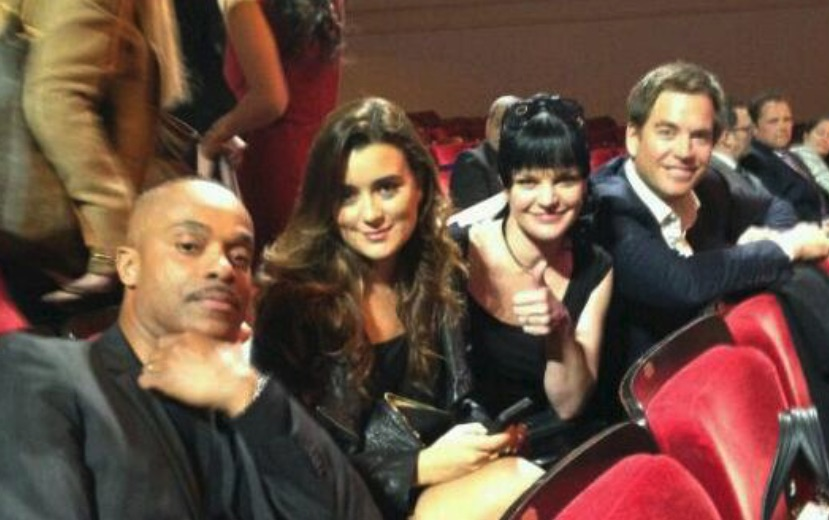 Rocky, Vance, Cote, Ziva, Pauley, Abby, Michael, DiNozzo-https://twitter.com/CoteDePablo1279/status/203488587809947651/photo/1