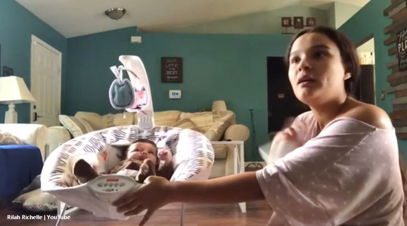 Unexpected Rilah Baby Malayah