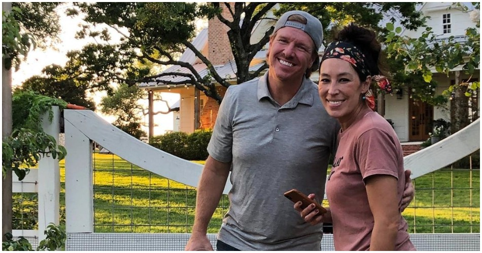 Fixer Upper couple Chip and Joanna Instagram