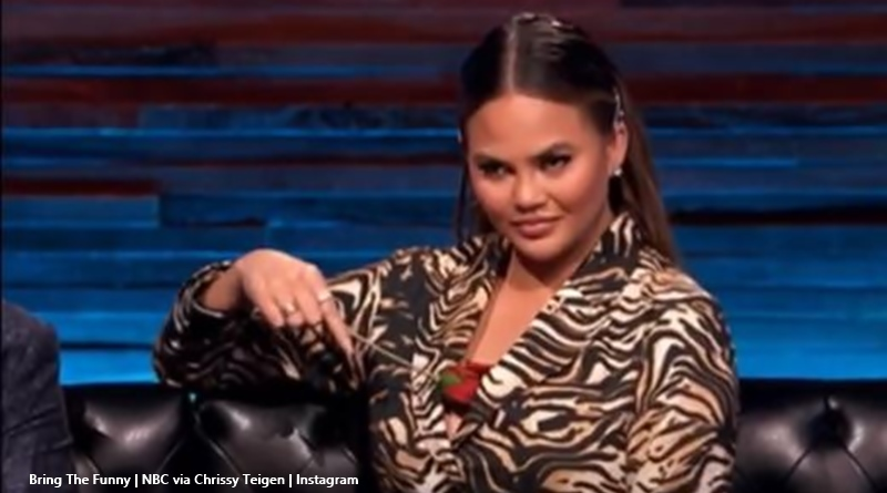 90 day Fiance Chrissy Teigen buy Zied's cameo