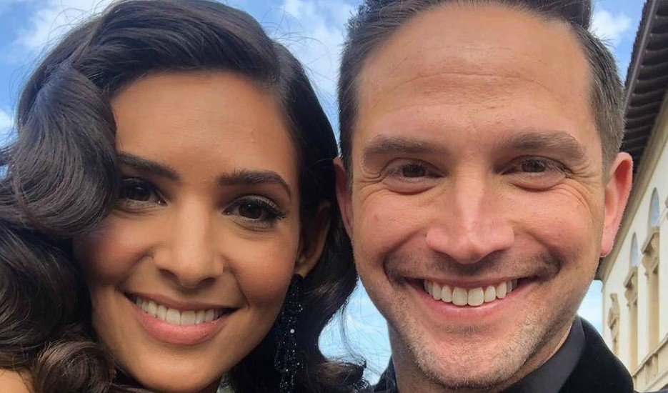 DOOL Camila Banus and Brandon Barash Instagram