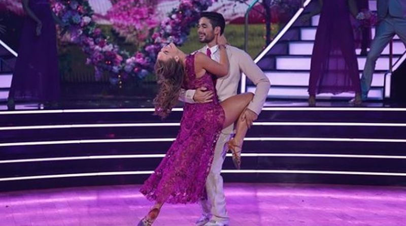 DWTS Hannah B and Alan Bersten