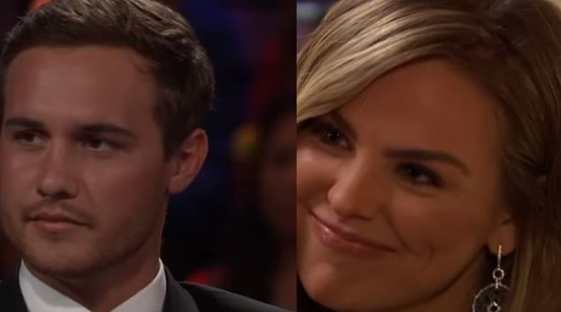 DWTS Hannah B and Peter Weber The Bachelor