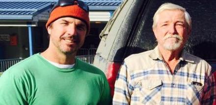 Dustin Hurt, Fred Hurt, Gold Rush White Water-https://twitter.com/GoldrushFred/status/640156241491156992/photo/1