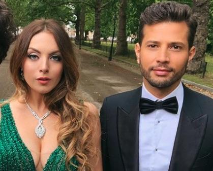 Elizabeth Gillies, Rafael de la Fuente, Dynasty-https://www.instagram.com/p/BysknZJBbuE/