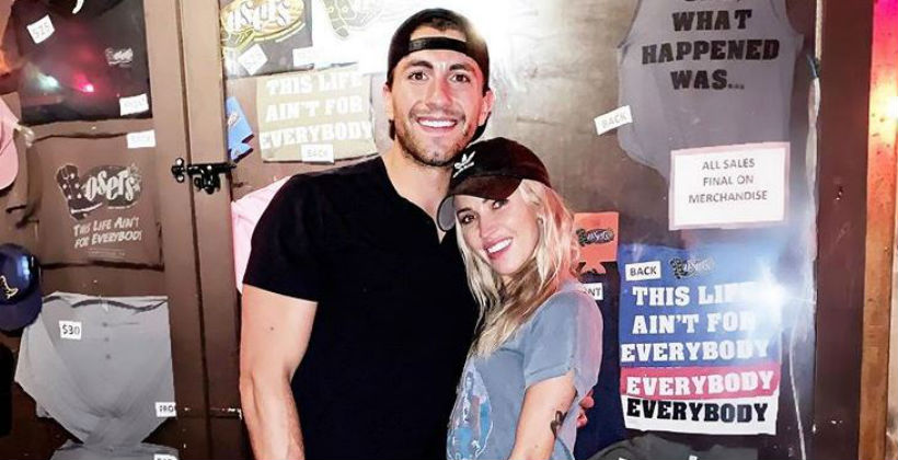 Former 'Bachelorette' Kaitlyn Bristowe and Jason Tartick via Instagram