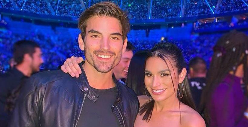 Jared Haibon and wife Ashley Ianconetti via Instagram